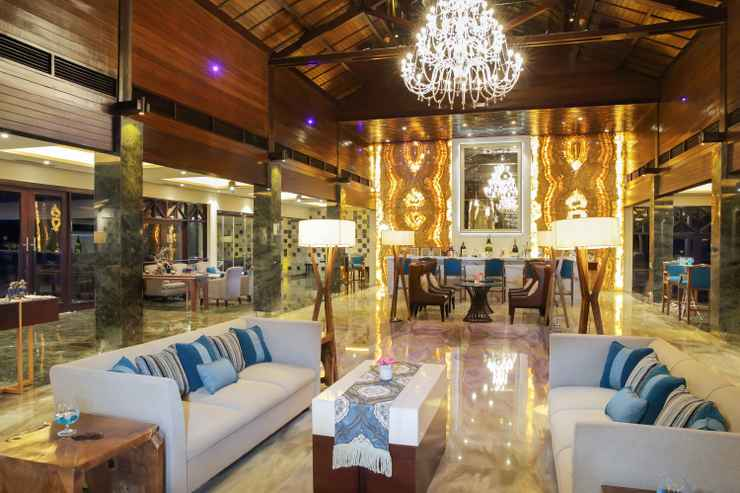 LOBBY Sheraton Lampung Hotel