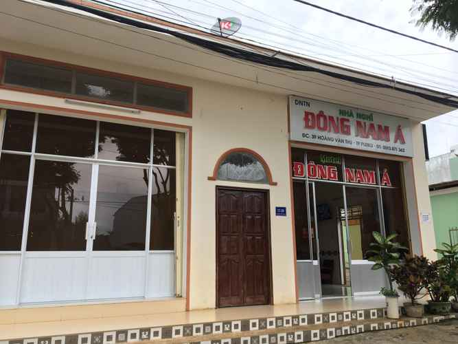 LOBBY Dong Nam A Guesthouse Pleiku