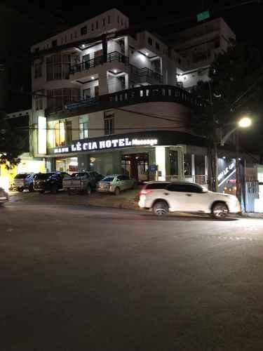 EXTERIOR_BUILDING Manh Le Gia Hotel