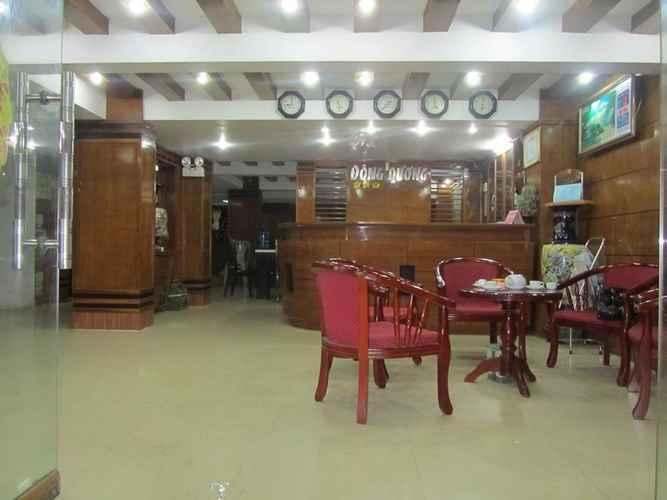 LOBBY Khách sạn Đông Dương Hải Phòng