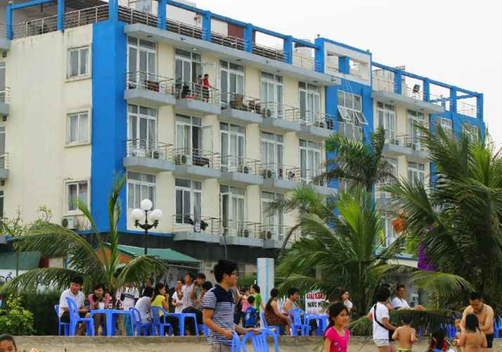 EXTERIOR_BUILDING Anh Phuong 1 Hotel