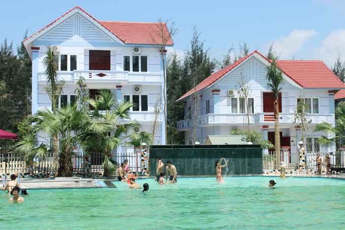 SWIMMING_POOL Khách sạn Ánh Phương 3