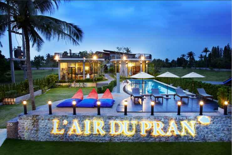EXTERIOR_BUILDING L'Air Du Pran Resort