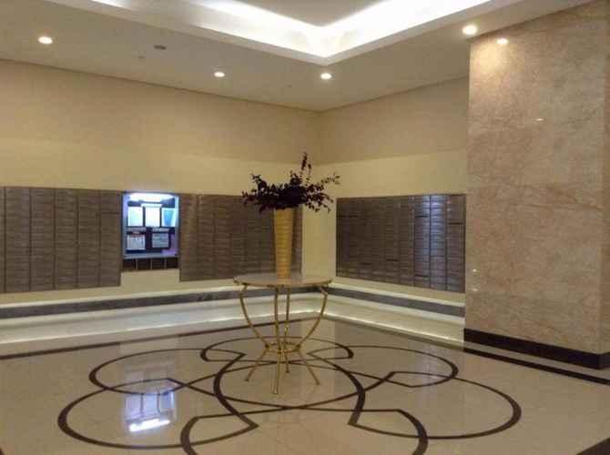 LOBBY Suite Room @ Venice Luxury Residence McKinley Hill BGC