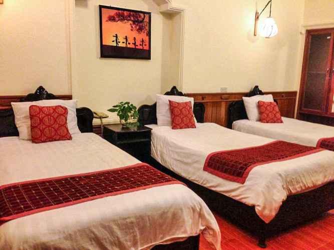 BEDROOM Khách sạn Home Huế