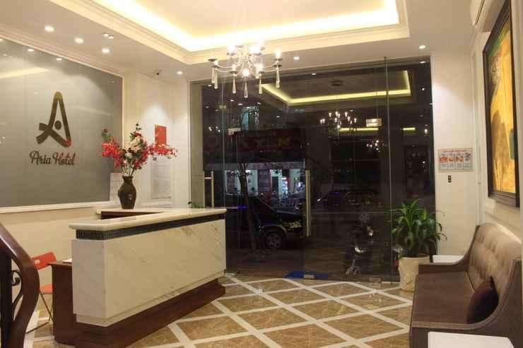 LOBBY Khách sạn Aria Nha Trang
