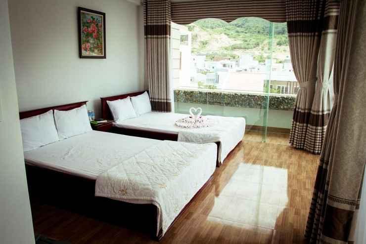 BEDROOM Nhat Hoa Hotel Nha Trang