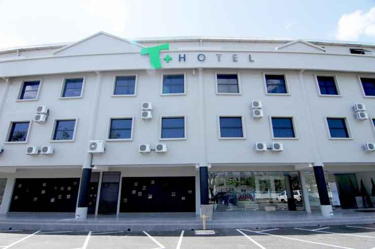 EXTERIOR_BUILDING T+ Hotel Sungai Petani