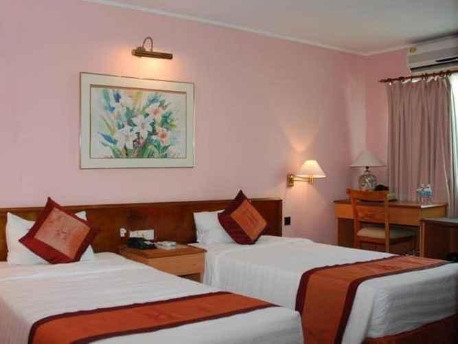 BEDROOM Khách sạn Heritage Hà Nội
