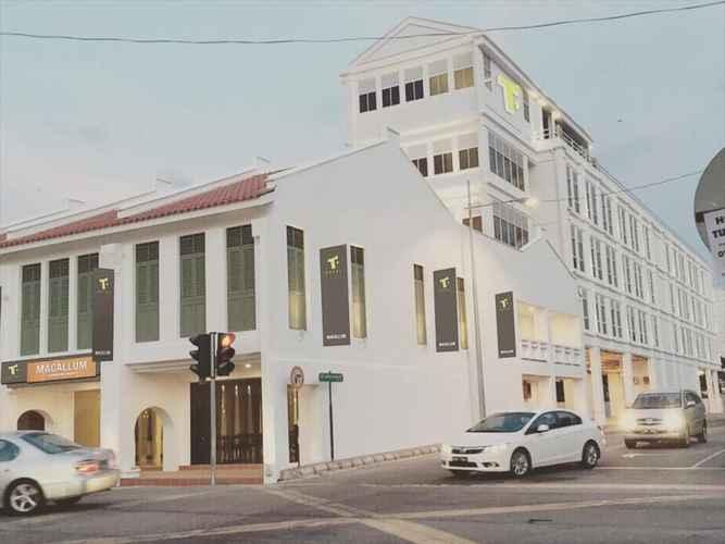 EXTERIOR_BUILDING T+ Hotel Macallum