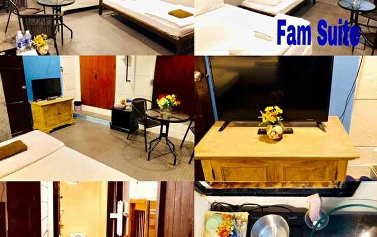 FIRST 1 Boutique House at Sukhumvit 1 Bangkok - Family Suite Triple