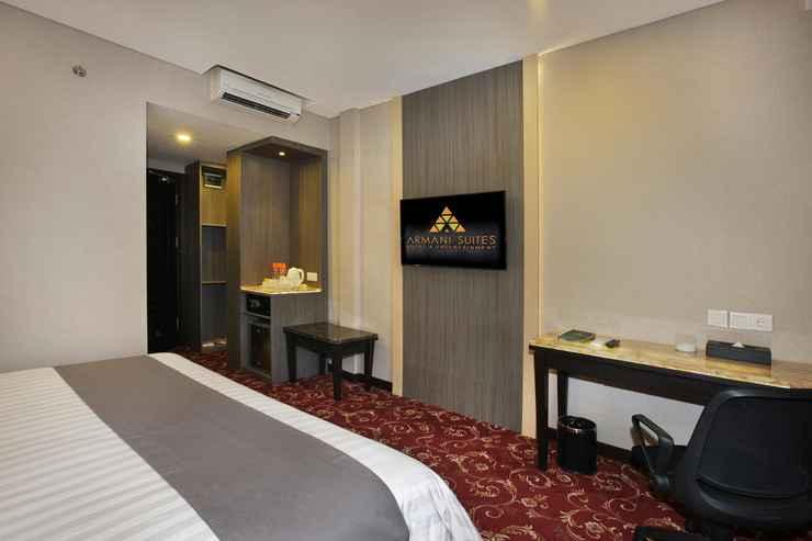 BEDROOM Pyramid Suites Hotel Banjarmasin