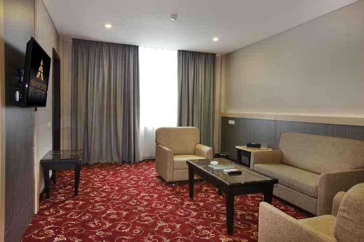 COMMON_SPACE Pyramid Suites Hotel Banjarmasin