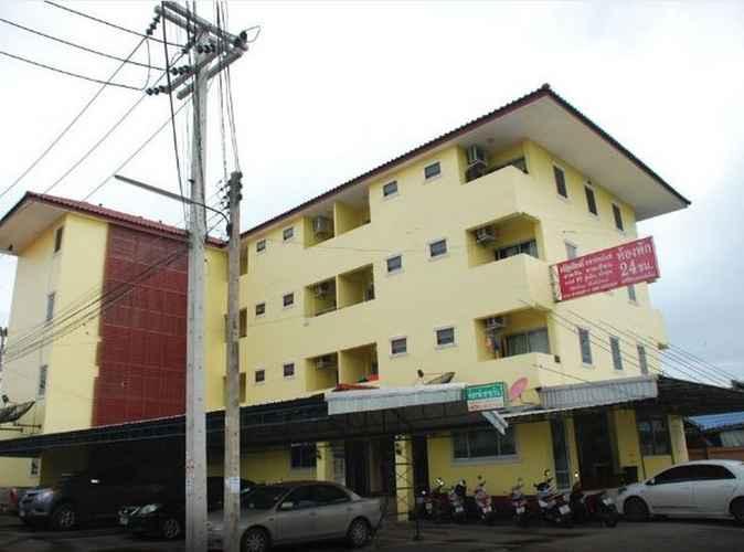 EXTERIOR_BUILDING Nuttasit Apartment Phetchaburi
