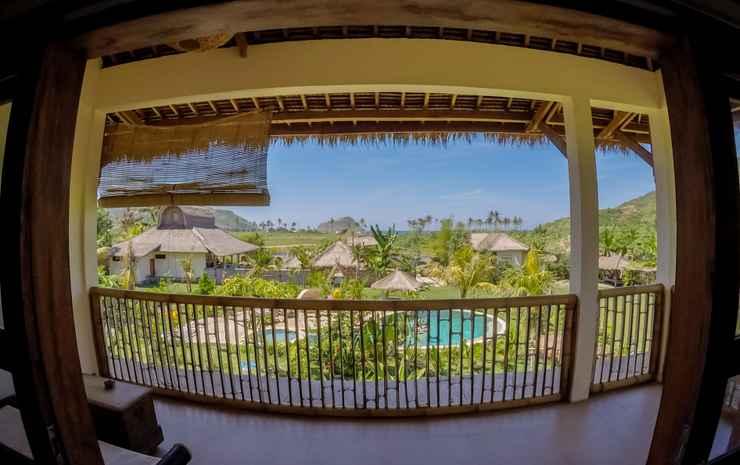 Owa Lodge Lombok - Ocean View