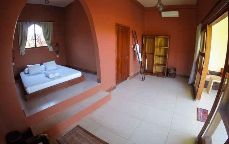 Owa Lodge Lombok - Pool Side