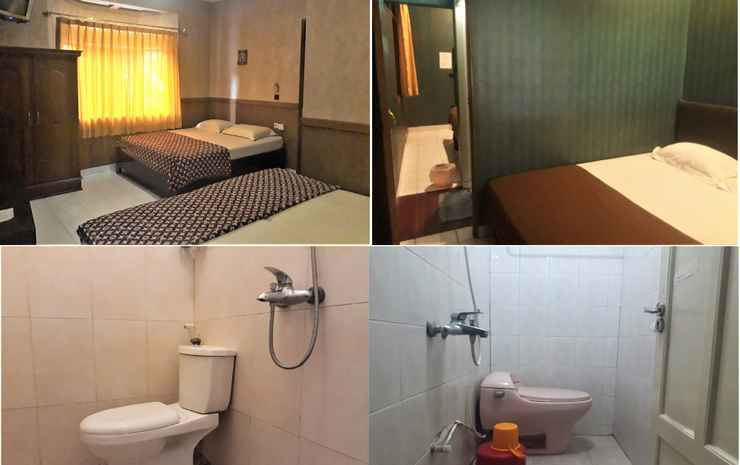 Orange Homes Syariah Bandung - Standard Quad With Breakfast
