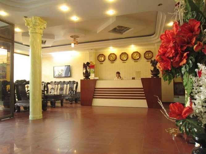 LOBBY Khách sạn Hồng Luân Tân Bình