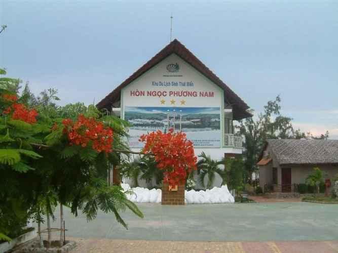 LOBBY Phuong Nam Resort Can Gio