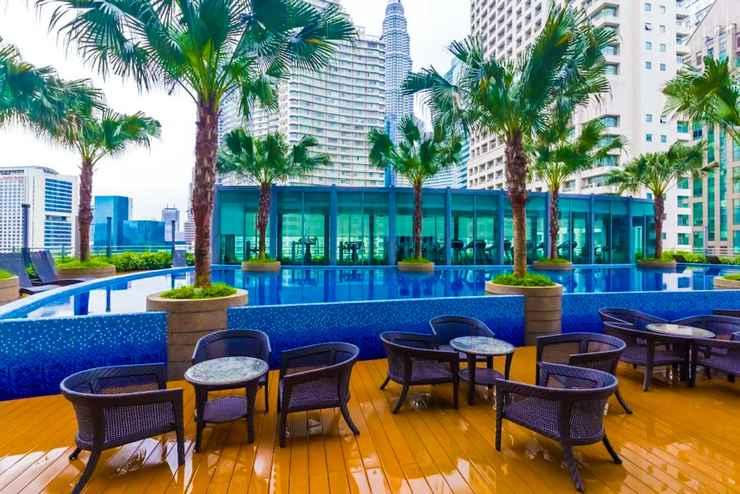 SWIMMING_POOL  Saba Suites at Vortex KLCC Bukit Bintang Kuala Lumpur