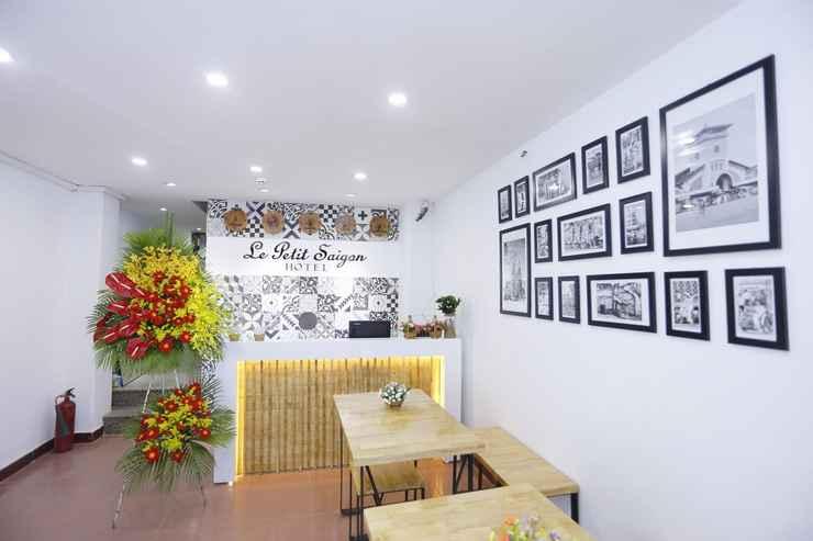RESTAURANT Khách sạn Le Petit Saigon