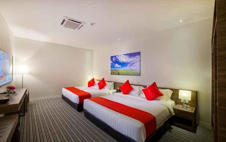 Riccarton Capsule Hotel Kuala Lumpur - Deluxe Family