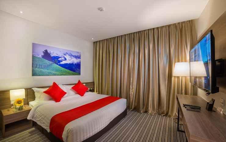 Riccarton Capsule Hotel Kuala Lumpur - Standard Room (No Window)