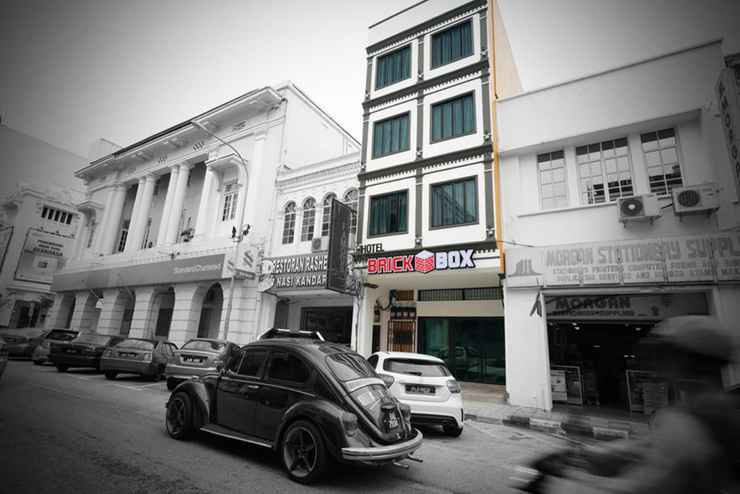 EXTERIOR_BUILDING Brick Box Hotel