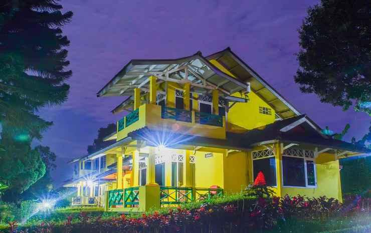 Terrace Villa Golf Bogor - Villa Superior 2 Kamar