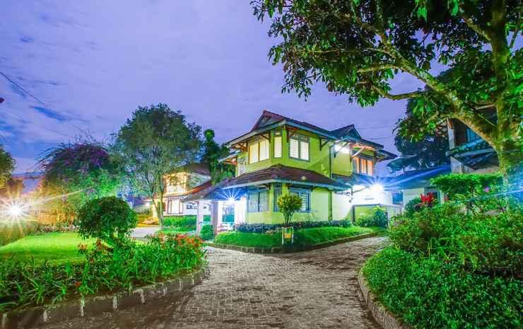 Terrace Villa Golf Bogor - Villa Superior 3 Kamar