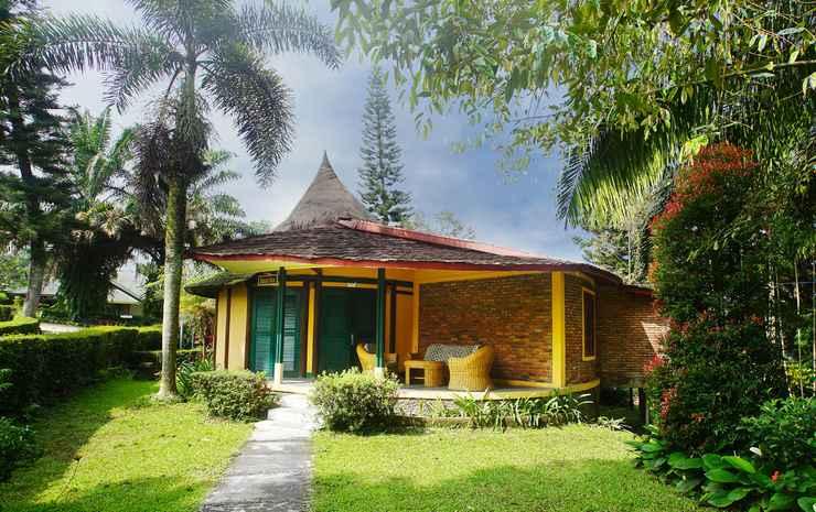 Terrace Villa Golf Bogor - Villa Bali Style 2 Kamar