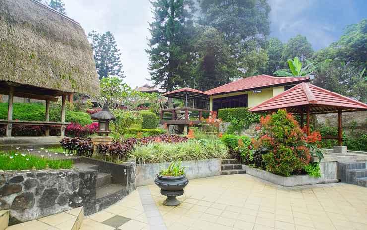 Terrace Villa Golf Bogor - Villa Bali Style 1 Kamar A