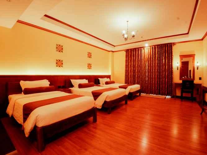 BEDROOM Sunlight Guest Hotel - Coron