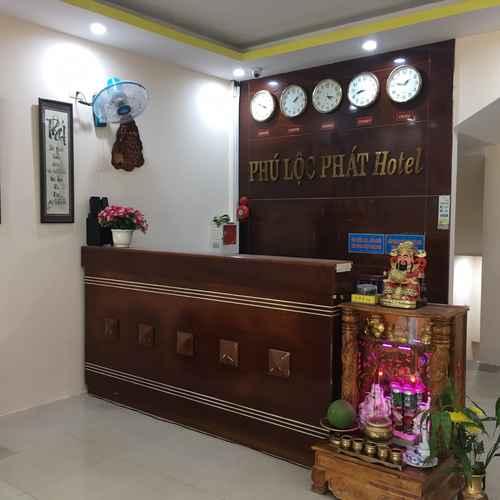 LOBBY Khách sạn Phú Lộc Phát