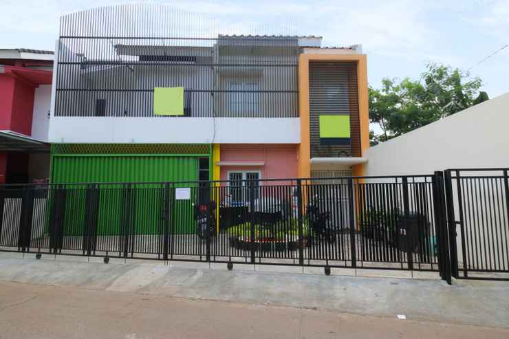 EXTERIOR_BUILDING Mutiara Homestay