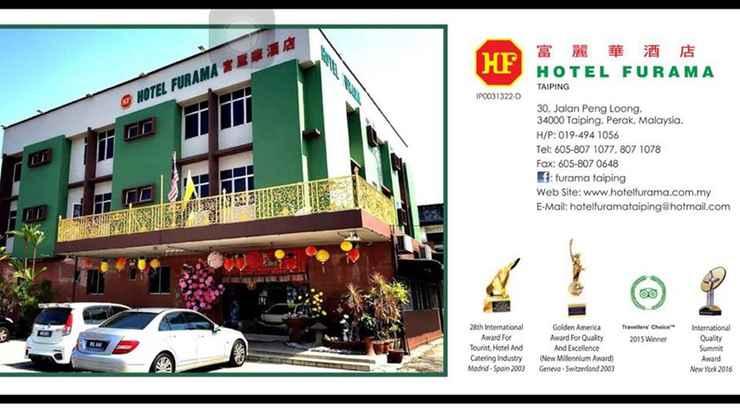 EXTERIOR_BUILDING Hotel Furama Taiping