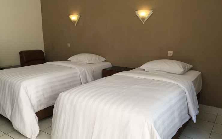 Parama Hotel Wonosobo Wonosobo - Deluxe Twin Bed (Non AC)