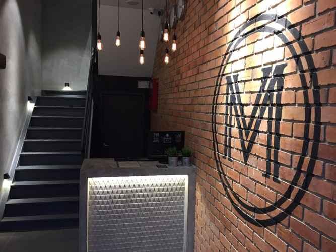 LOBBY Monaco Boutique Hotel Kampung Air