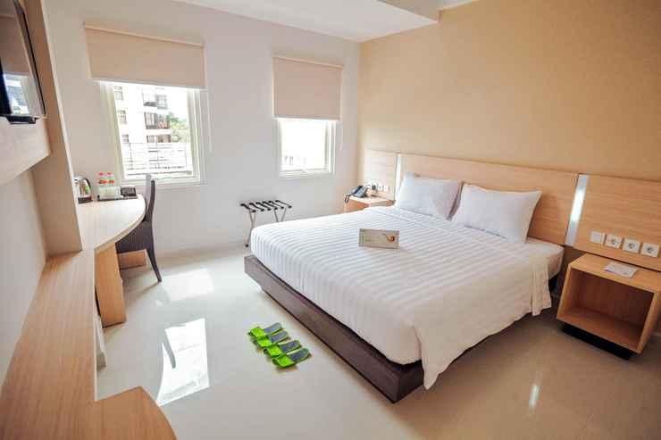 BEDROOM Whiz Prime Hotel Sudirman Makassar