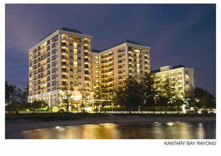 EXTERIOR_BUILDING Kantary Bay Hotel and Serviced Apartments Rayong