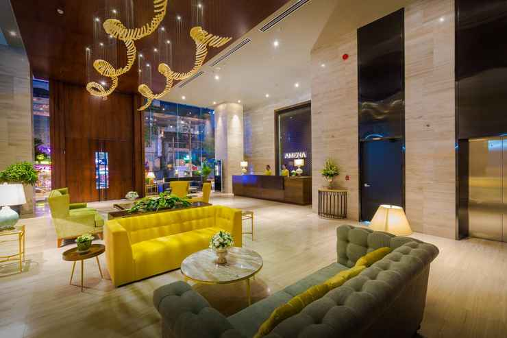 LOBBY Amena Residences and Suites Managed by Melia