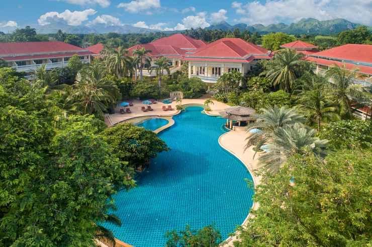 SWIMMING_POOL Dheva Mantra Resort