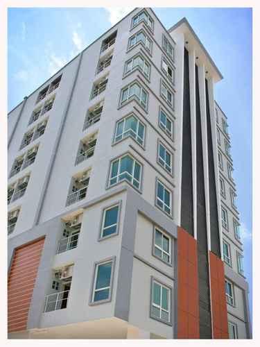 EXTERIOR_BUILDING กู๊ดมอนิ่ง อพาร์ทเมนท์