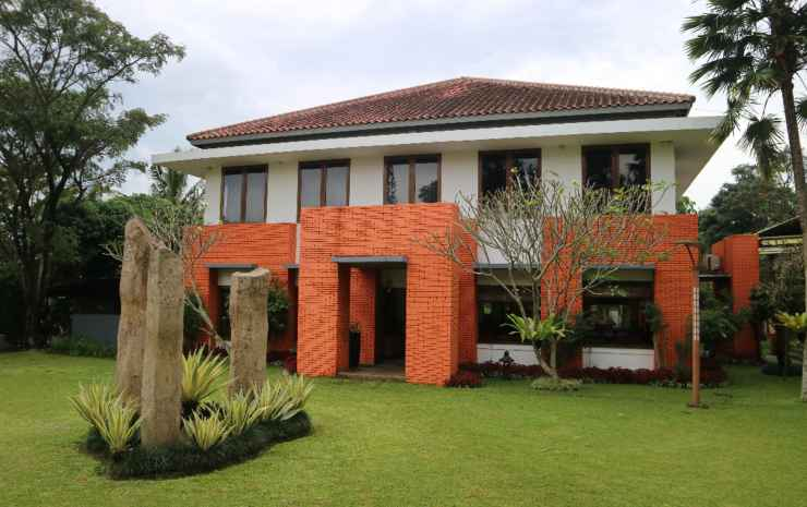 Villa Bukit Pinus Bogor -