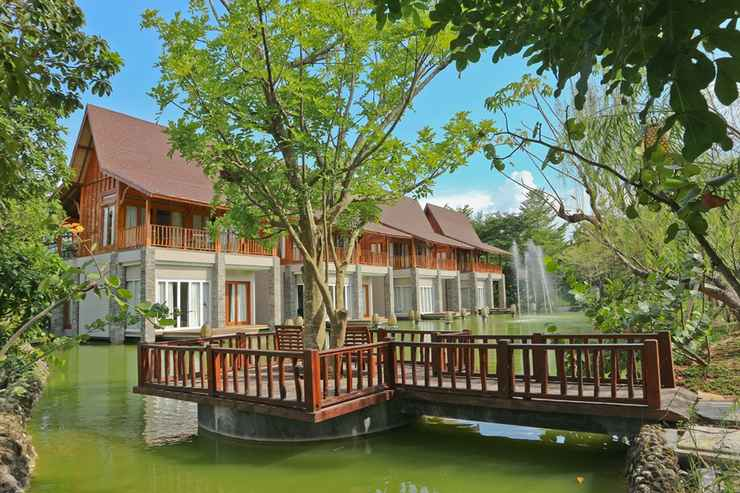 EXTERIOR_BUILDING Grand Mega Resort Cepu
