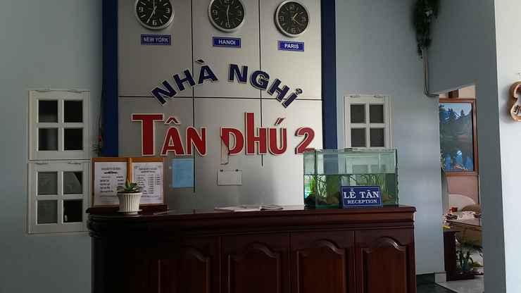 LOBBY Tan Phu 2 Guesthouse Kon Tum