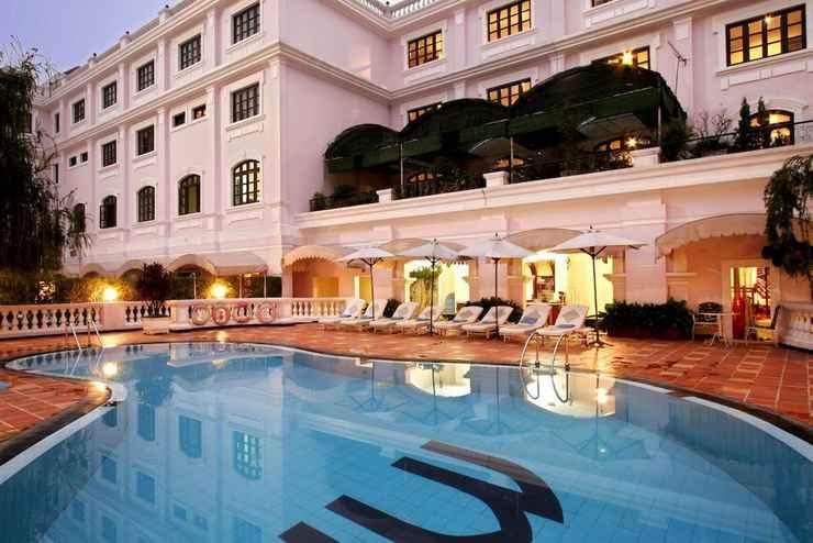 SWIMMING_POOL Hotel Saigon Morin