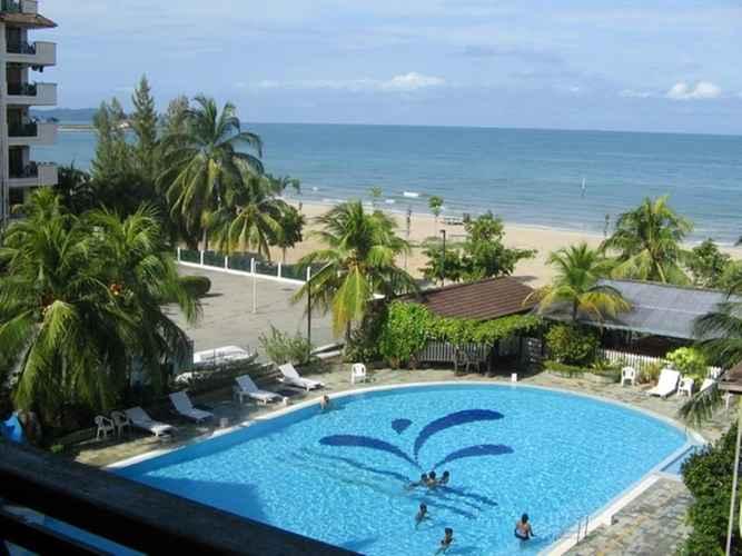 SWIMMING_POOL Bayu Beach Resort