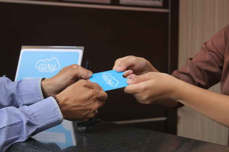 LOBBY Airy Bandara Syamsudin Noor Kasturi Satu Banjarbaru