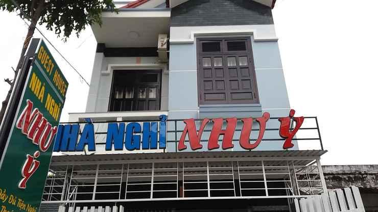 EXTERIOR_BUILDING Nhu Y Guesthouse Kon Tum
